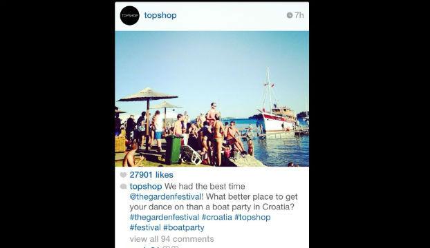 topshop fest garden fest_