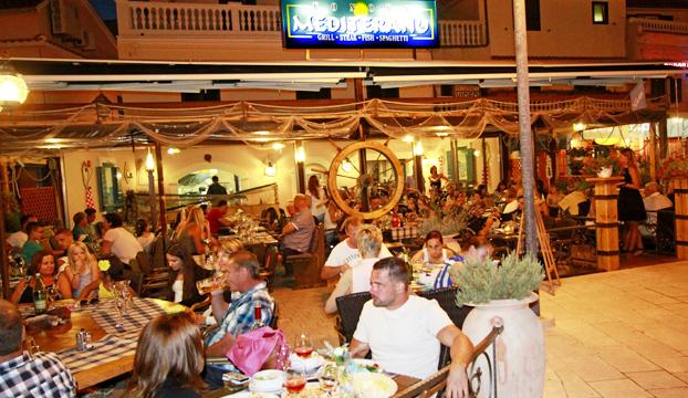vodice restoran mediterano
