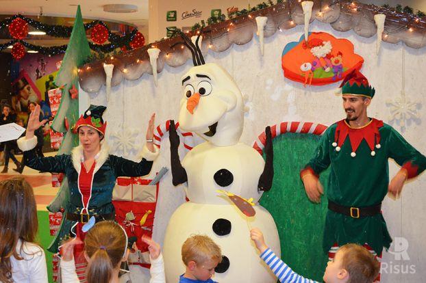 Olaf i vilenjaci plešu1