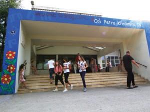 os petar kresimir IV skola