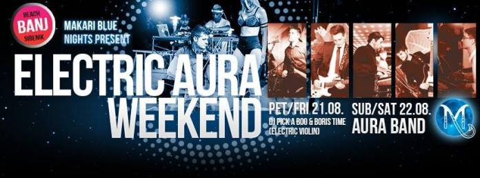cover electric aura