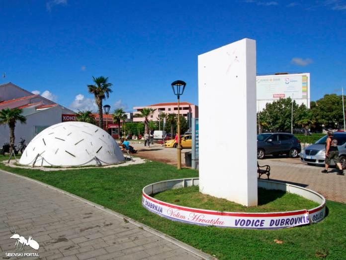 vodice spomenik zrtvama jugoslavenskog komunizma1