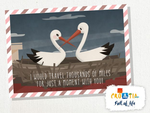 Ljubavna prièa Malene i Klepetana u promotivnoj kampanji HTZ-a