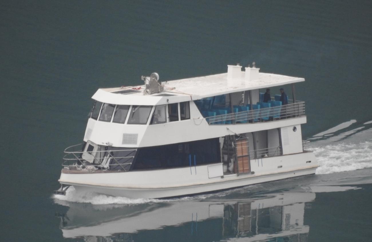 Novi brod 1