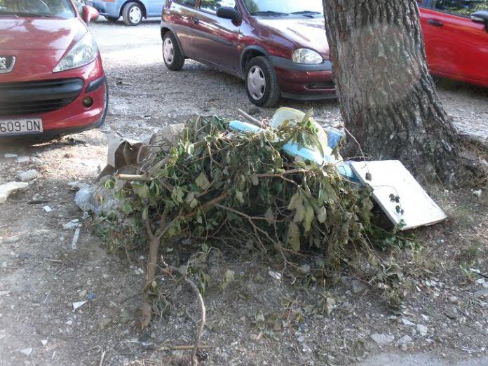 smece grane ulica dure dakovica