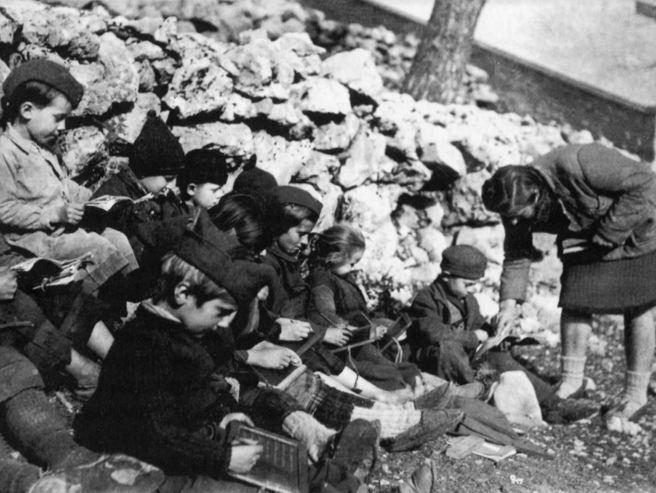 partizanski oslobođeni teritoriji 1943.