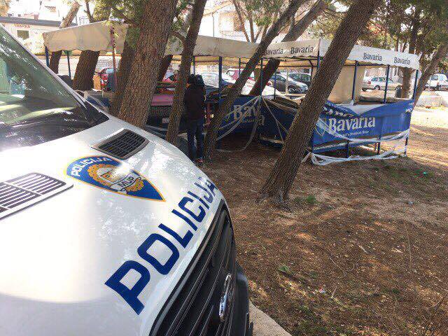 policija delozacija