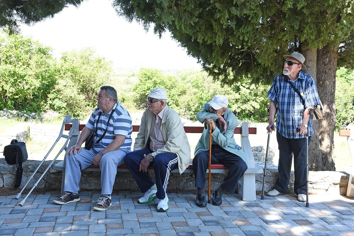 Na Međunarodni dan muzeja štićenici 'Cvjetnog doma' posjetili arheološki lokalitet Danilo