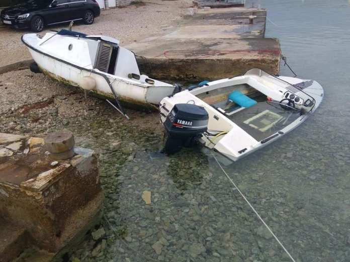 brod potopljeni