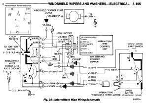 Chrysler Intermittent (Delay) Wiper Fix
