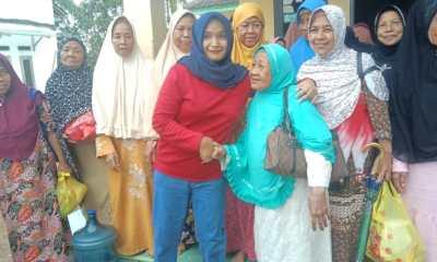 PKPS Gelar Baksos di Majlis Taklim Darul Qona'ah Majasari - Pandeglang