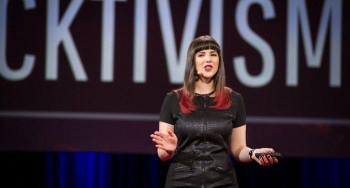 Keren Elazari TED Talks Sunumu