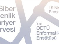Siber Güvenlik Kariyer Zirvesi 19 Nisan'da ODTÜ'de