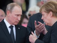 Rusya bu kez de Almanya seçimlerine mı sızdı?