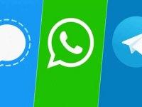 WhatsApp'tan yaşanan tarihi göçte en kritik soru: Hangi uygulama daha güvenli?