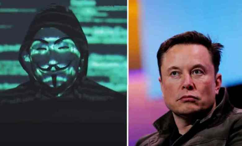 Hacker grubu Anonymous'tan Elon Musk'a tehdit
