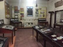 Inside of the Dutch Period Museum