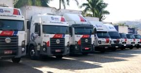 destaque caminhões