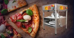 Abridora de massa de pizzas skymsen AMP-400