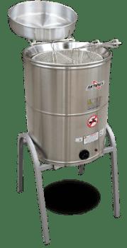 Fritador elétrico água e óleo é na sibéria equipamentos