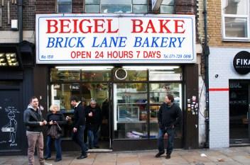 Beigel Bake. Photo by Simon Wilder