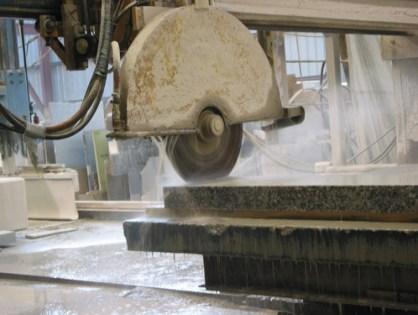 Виды обработки гранитного камня