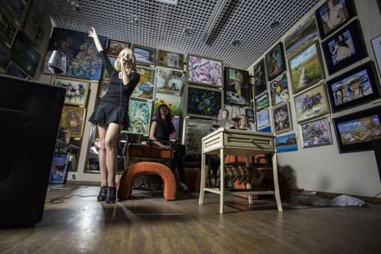 Елена Берсенёва. Фото Густаво Зырянова