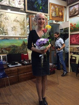 Елена Берсенёва. Фото Яны Яровое