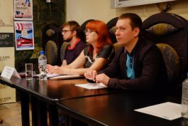 Пресс-конференция «Россия без малой авиации. Кому выгодно»? Фото Александра Симушкина