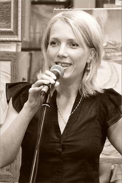 Елена Берсенёва. Фото Александра Симушкина