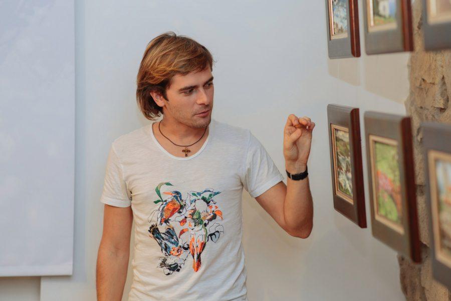 Константин Прусов: художник должен делать мир лучше