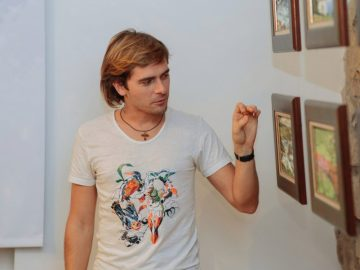Константин Прусов. Фото: Александр Менщиков
