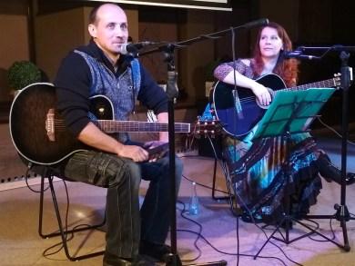 Борис Инкижинов, Татьяна Красовская. Фото Елены Берсенёвой