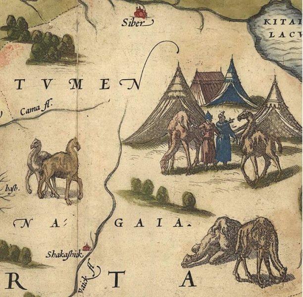 Западная Сибирь под углами исторических измерений. Лекция Сергея Чернышова в Плинии