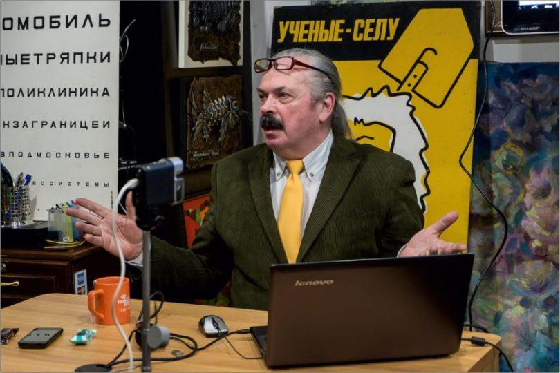 ПОЛУПРАВДА Михаила Паршикова