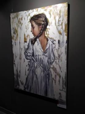 Выставка Евгении Шадриной-Шестаковой. Фото Елены Берсенёвой