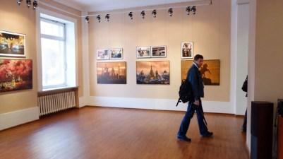 Выставка Александра Петросяна. Фото: Александра Симушкина