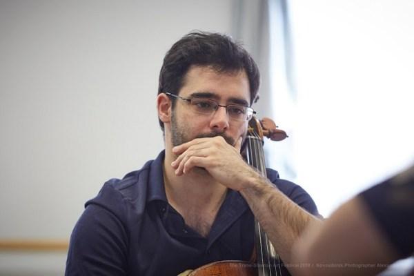В культурной среде «Энергия» состоялся мастер-курс виолончелиста Пабло Феррандеса