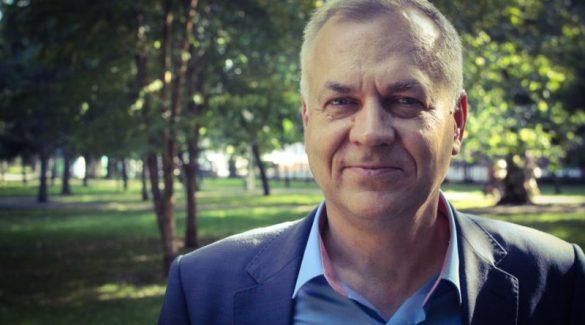 Встреча с министром культуры НСО Игорем Решетниковым Фото Антона Веселова