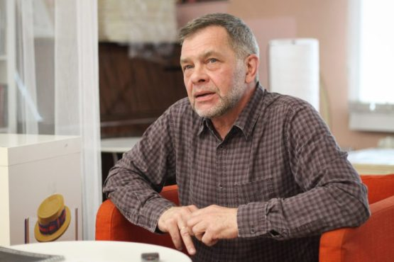 Константин Скотников. Фото Антона Веселова