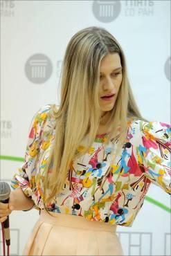 Елена Кернер. Фото Александра Симушкина