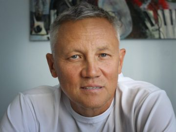 Ильдус Янышев. Фото Антона Веселова