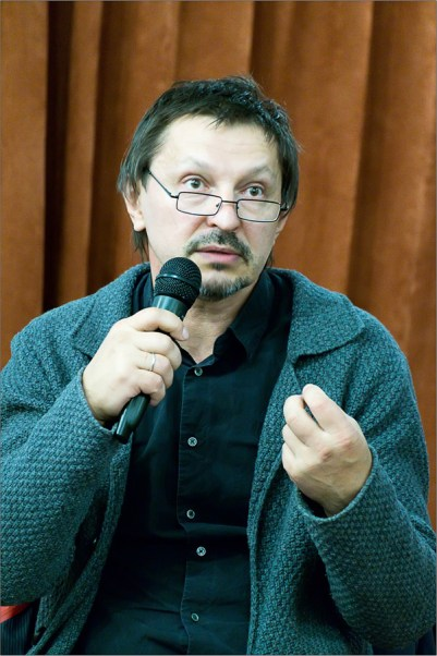 Александр Федчук. Фото Александра Симушкина