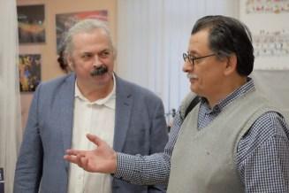 Михаил Паршиков, Сергей Мосиенко. Фото Александра Симушкина