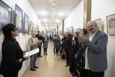 Выставка Михаила Паршикова. Фото Александра Симушкина