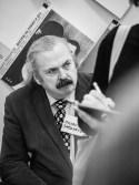 "Михаил Паршиков. Арт-маркет ""Дёрн"". Фото Алексея Школдина"