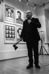 Сибирский иронический концептуализм. Фото: Алексей Школдин