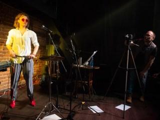 Лера Филиппова в Клубе Революция. Фото Алексея Школдина