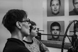 Выставка Станислава Подусенко. Фото Алексея Школдина