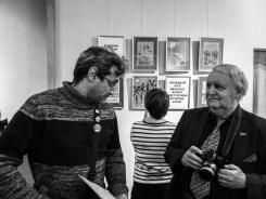 """Выставка Михаила Паршикова """"В городе Сочи..."""". Фото Елены Берсенёвой"""